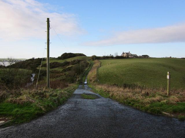Lochryan Coastal Path