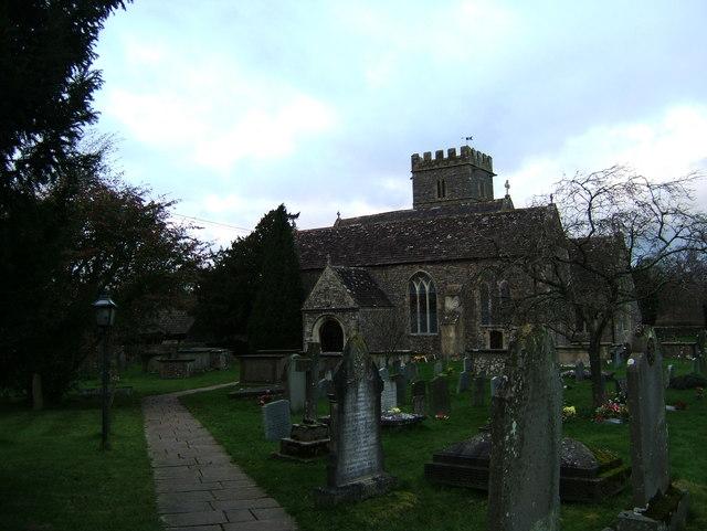 Cromhall Church