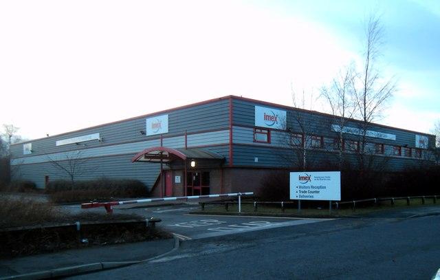 Imex  at  Willowbridge Industrial Estate Castleford