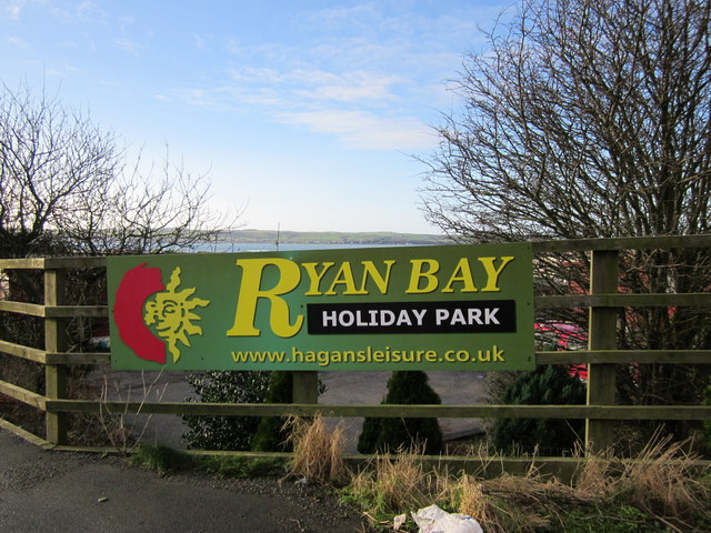 Ryan Bay Sign