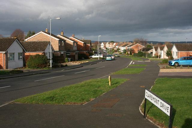 Claremont Drive Taunton