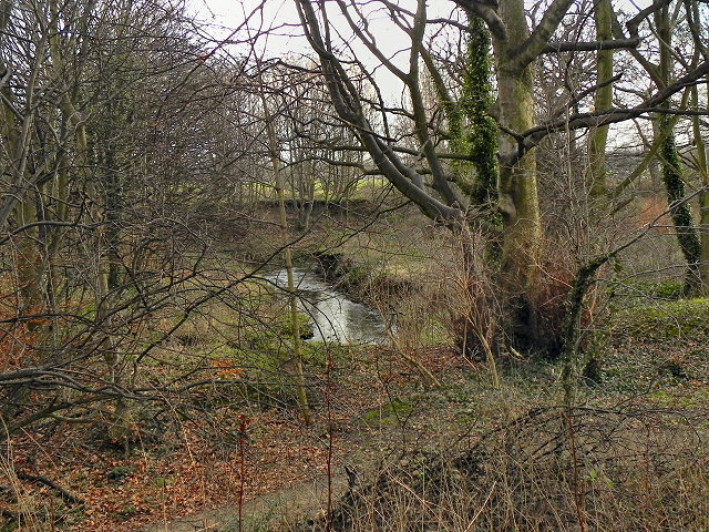 Hough End Clough, Red Lion Brook