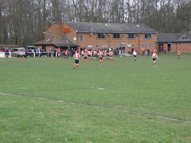 Ampthill rugby club