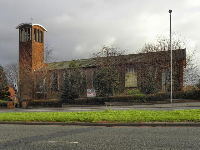 St Bernadette's Church, Didsbury