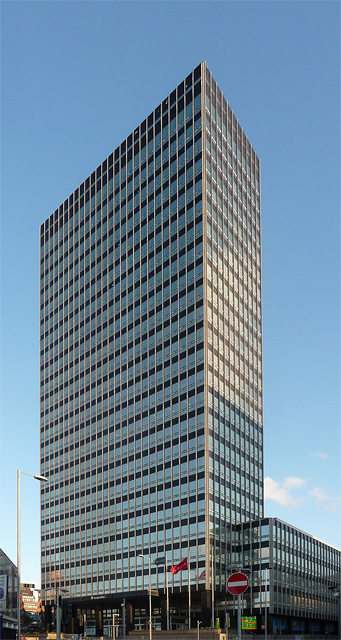 Co-operative Insurance Society Tower, Miller Street, Manchester (3)