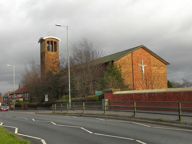Saint Bernadette's Church