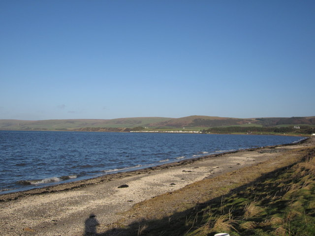 Loch Ryan Shoreline