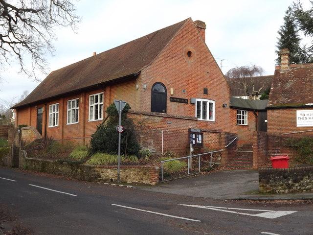 Village Hall, Millbridge