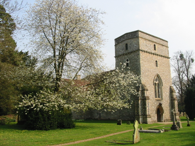 Fawley Church, Buckinghamshire