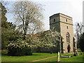 SU7586 : Fawley Church, Buckinghamshire by Maurice D Budden