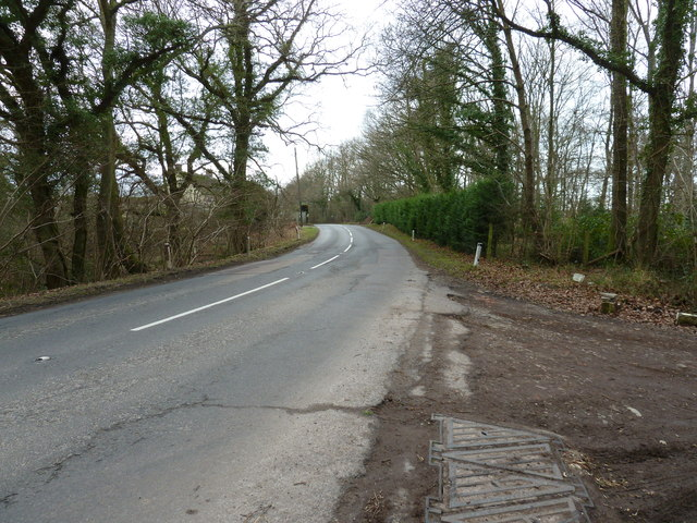 Crowborough Road SW to the A22