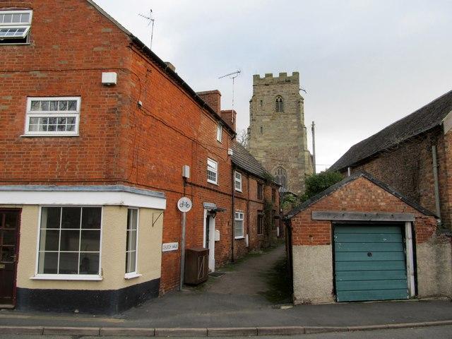 Swinford - Church Walk