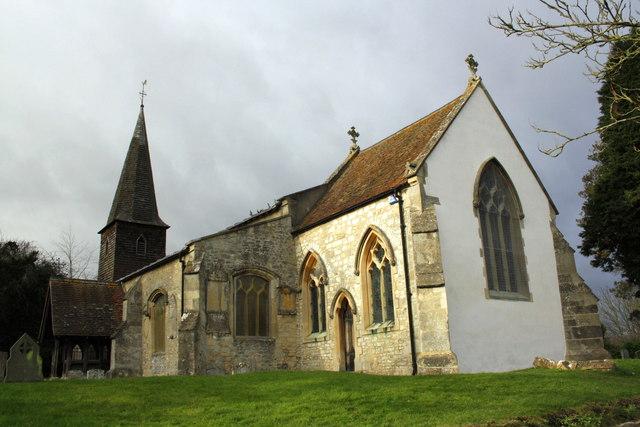 All Saints Church, Lydalls Road