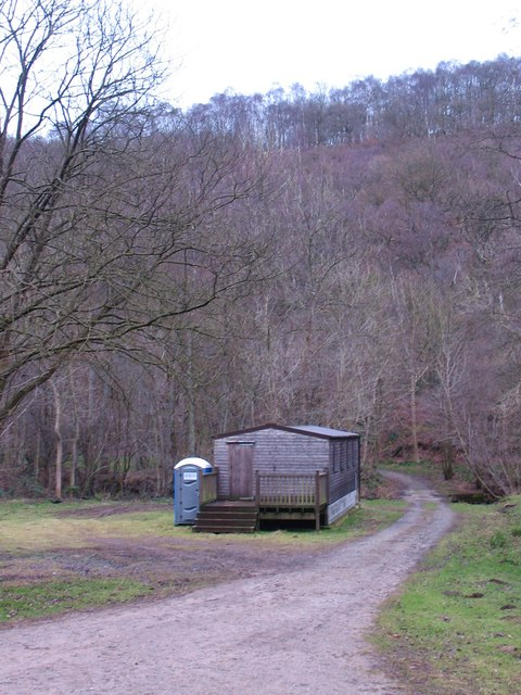 Shooters hut, Riccal Dale