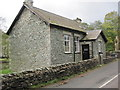 NY3205 : Toc H Climbing Hut, Chapel Stile by Les Hull