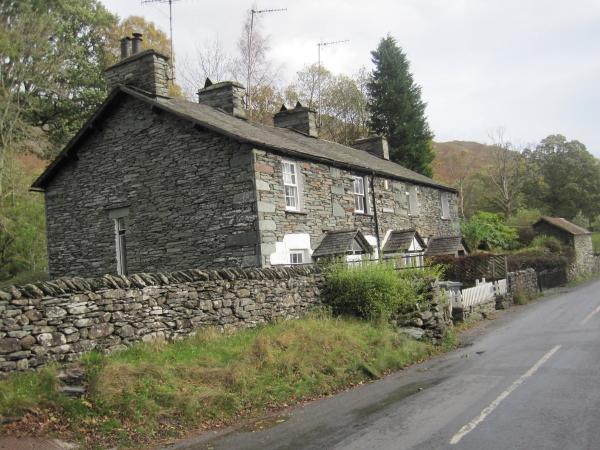 Terraced Houses, Chapel Stile