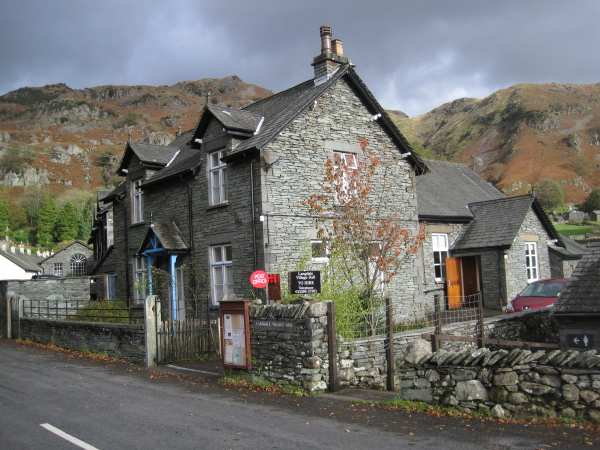 Post Office, Chapel Stile
