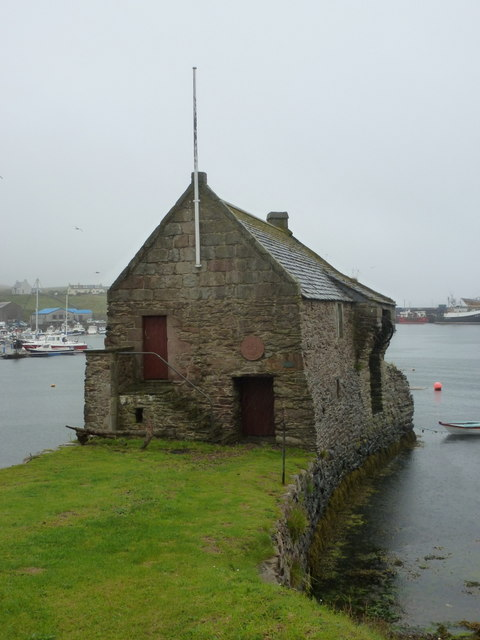 Symbister: Pier House