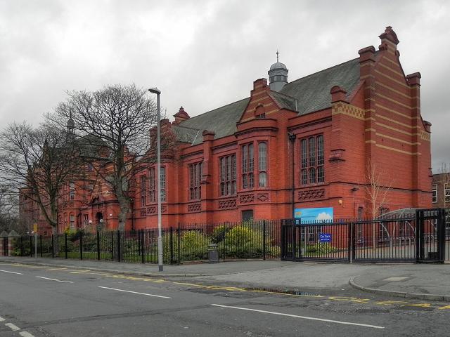William Hulme Grammar School