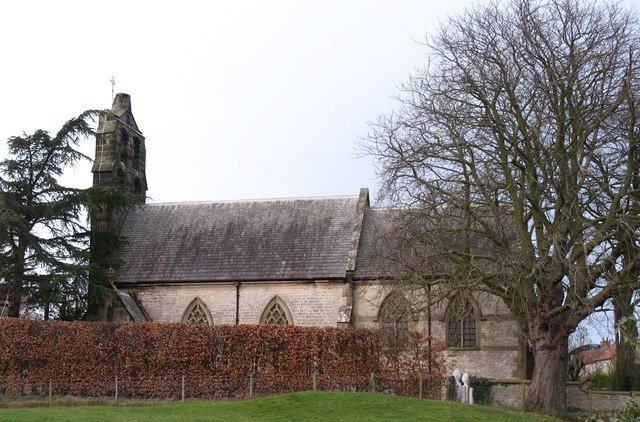 St John the Baptist church, Pockley