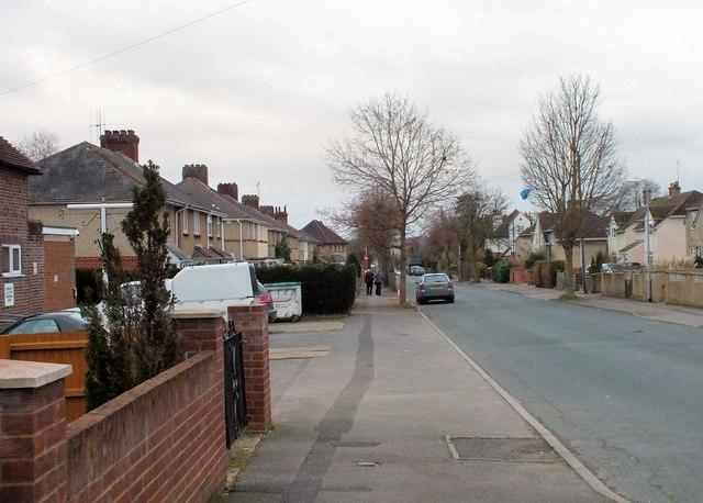Down Roman Road