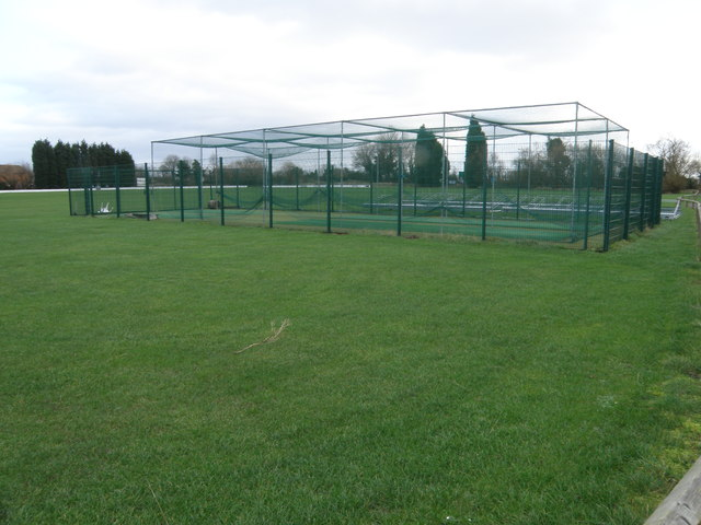 Cricket nets