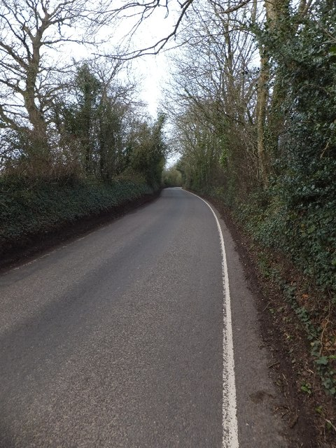 Little Toms (road) above Little Toms (house)