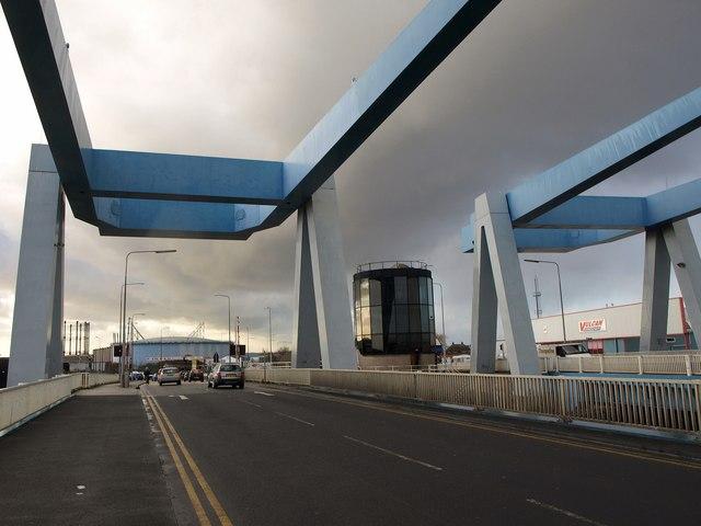 Clough Road bridges