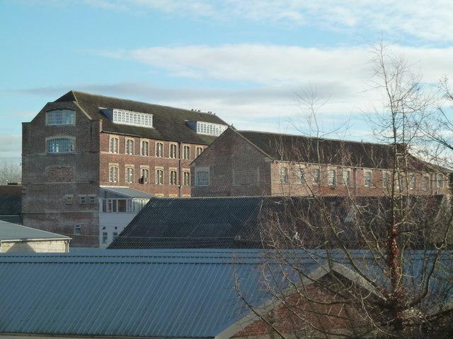 Castle Factory, Court street, Trowbridge