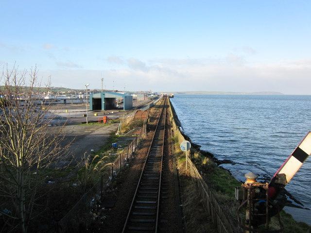 Stranraer Railway Line