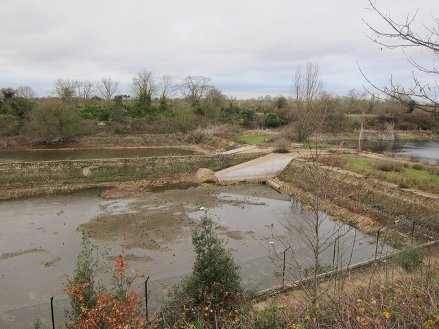 Seething Wells filter beds