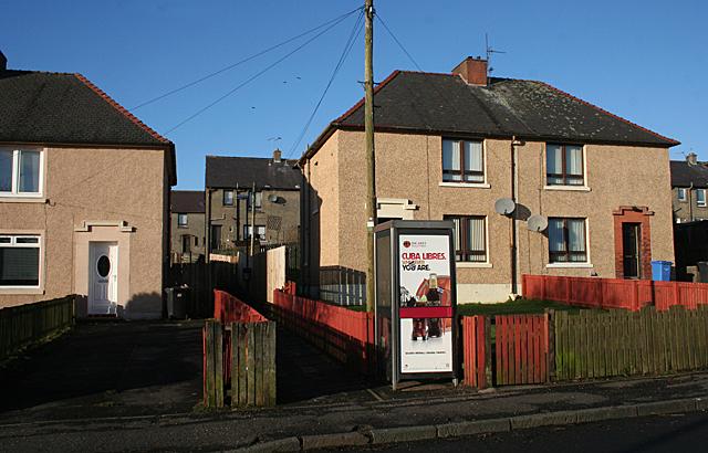 Housing on Longridge Road
