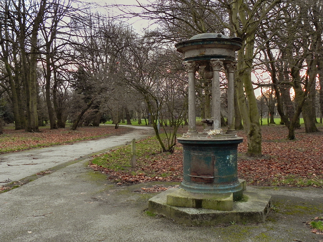 Alexandra Park, Drinking Water Fountain