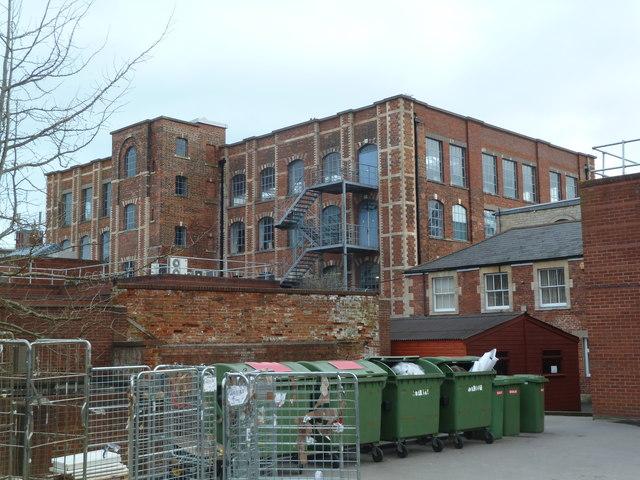 Home Mills, Trowbridge
