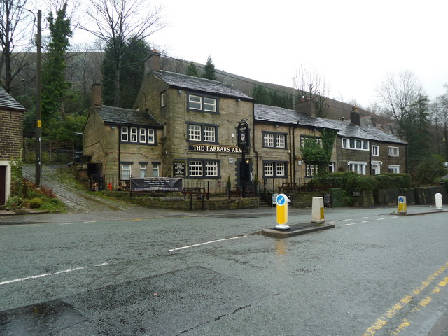 The Farrars Arms, Grasscroft