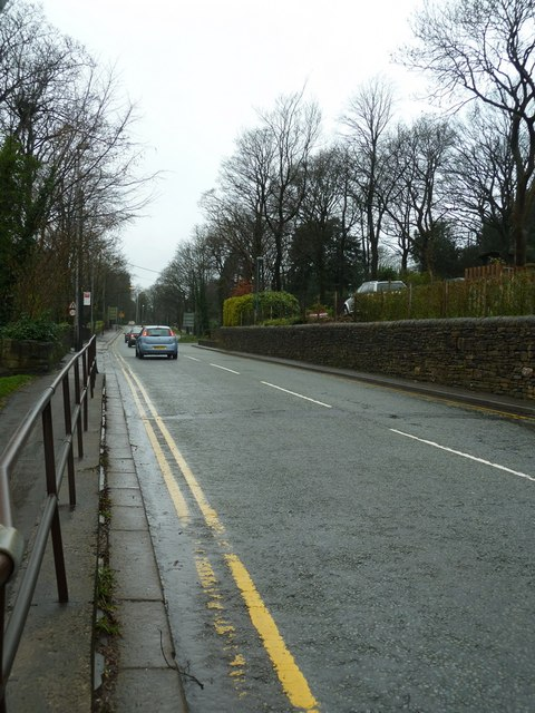 Oldham Road, Grasscroft