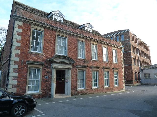 Bridge House and Studley Mill, Trowbridge