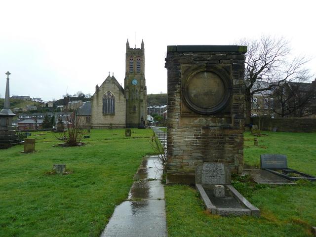 Mossley Parish Church of St George