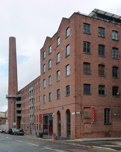 Chorlton New Mill, Cambridge Street, Manchester