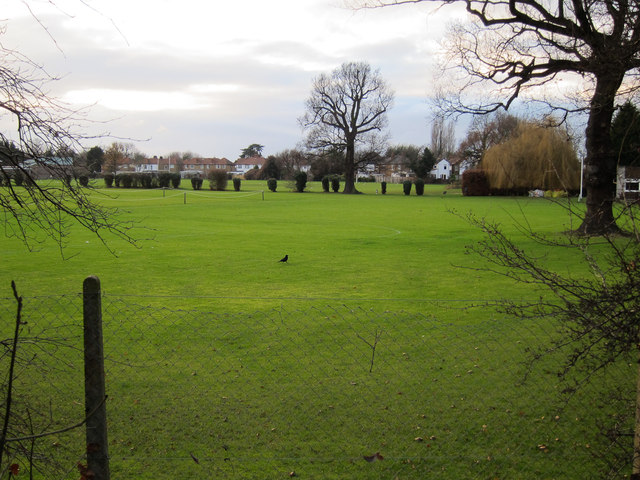 Grists sports grounds