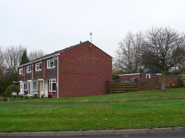 Houses Woodloes Park