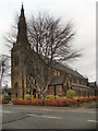 SJ8394 : English Martyrs Parish Church by David Dixon