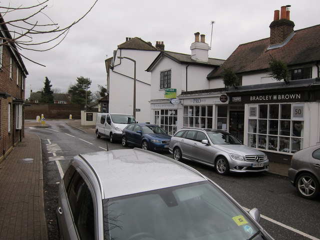 High Street, Thames Ditton