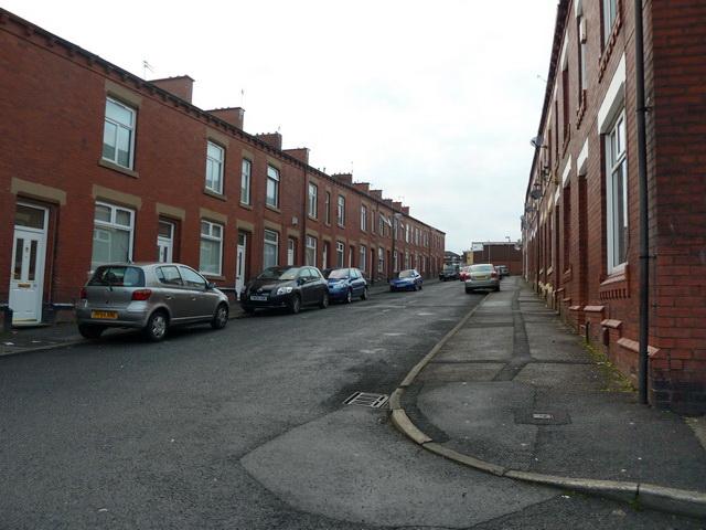 Brookfield Street, Oldham