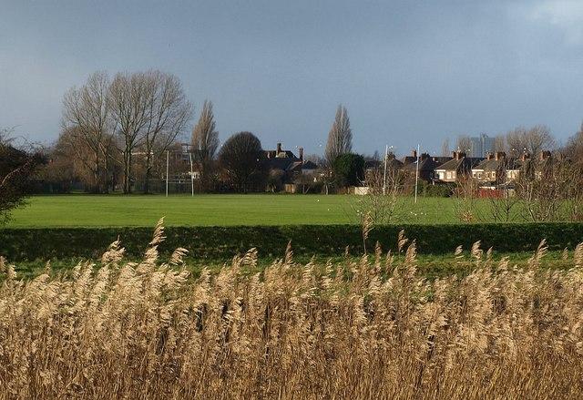 Oak Road Playing Fields, Hull