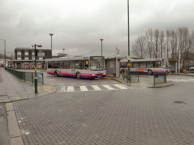 Radcliffe Bus Station