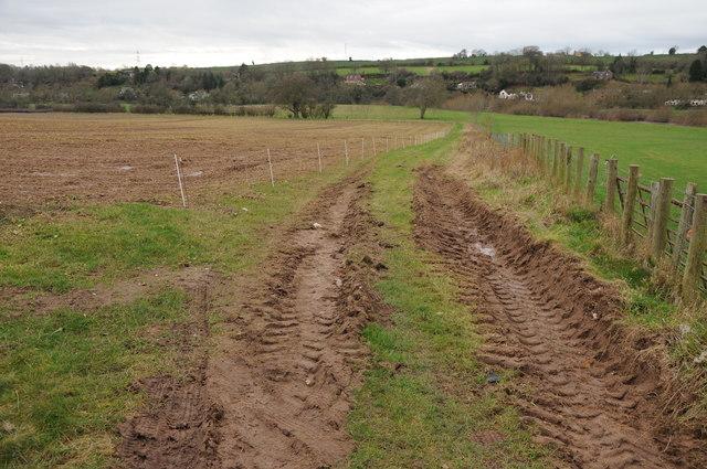 Farmland at Ruxton