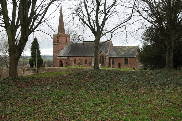 King's Caple church