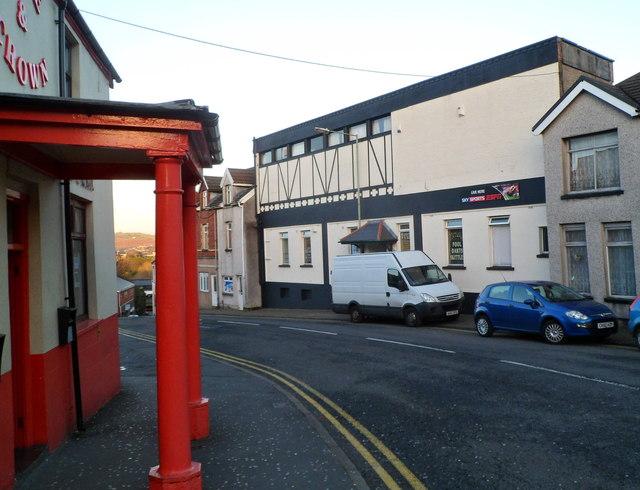 Victoria Inn, Pontypridd