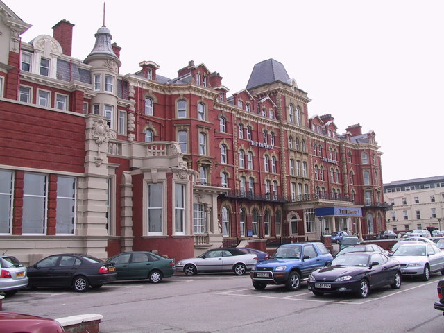 The Imperial Hotel in Blackpool